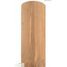 Holzpfosten Kiefer lasiert, rund, Ø 8