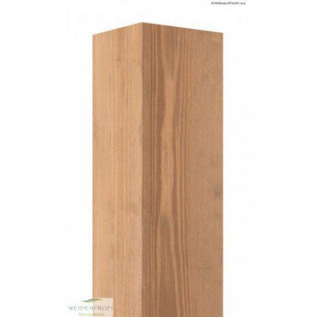 Holzpfosten vierkant