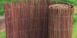 Weidenmatten - Sichtschutzmatten von Weidenprofi