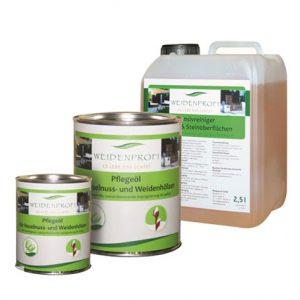 Pflegemittel für Weiden- und Naturzäune